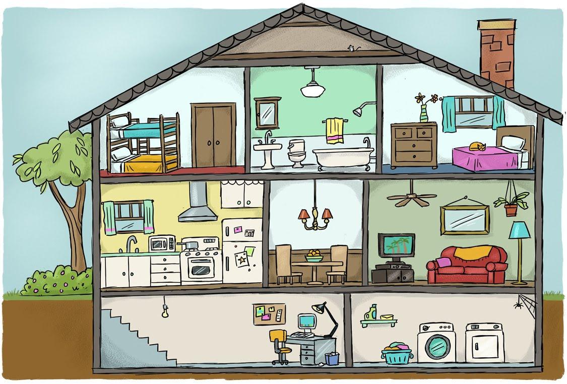 Casa Ambienti Materiale Utile